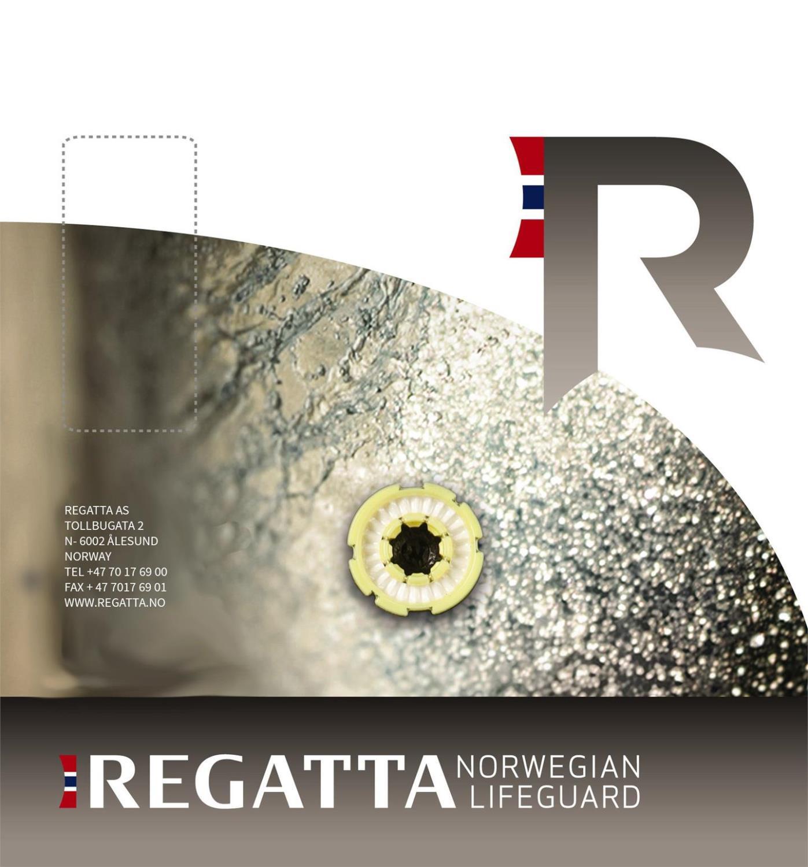 Regatta  Cellulosetablett HR