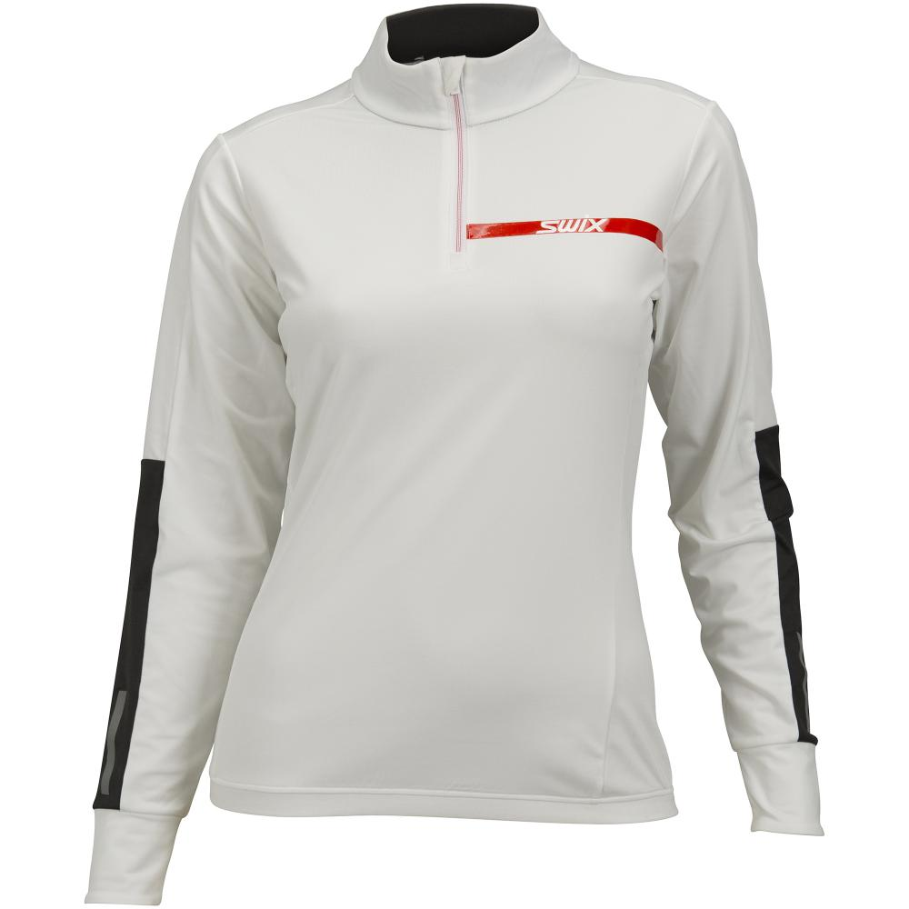 Swix  Carbon wicking NTS 1/2 zip W