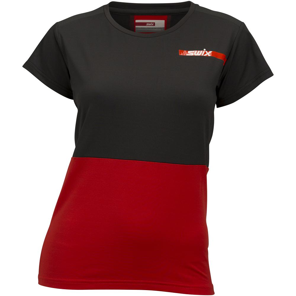 Swix  Carbon T-Shirt W