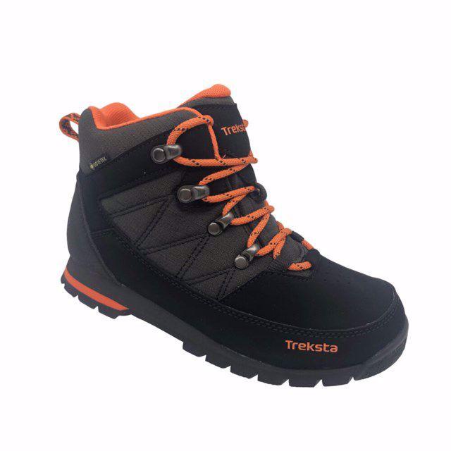 Treksta Trysil GTX black/orange jr