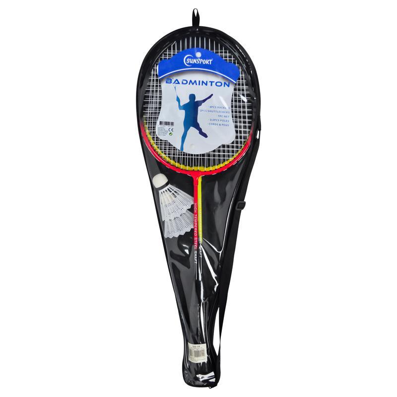 SunSport  Badminton Sett 2 Personer