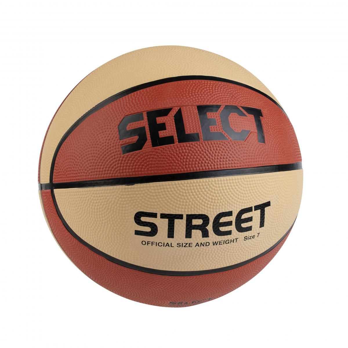 Select  Basketball Street