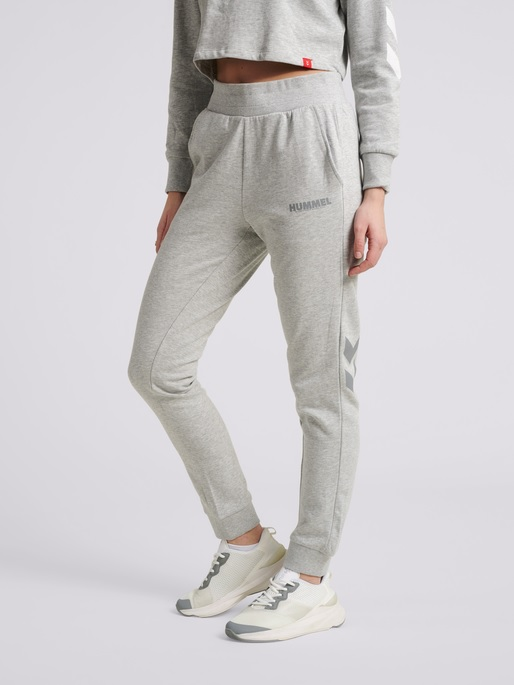 Hummel  hmlLEGACY WOMAN TAPERED PANTS
