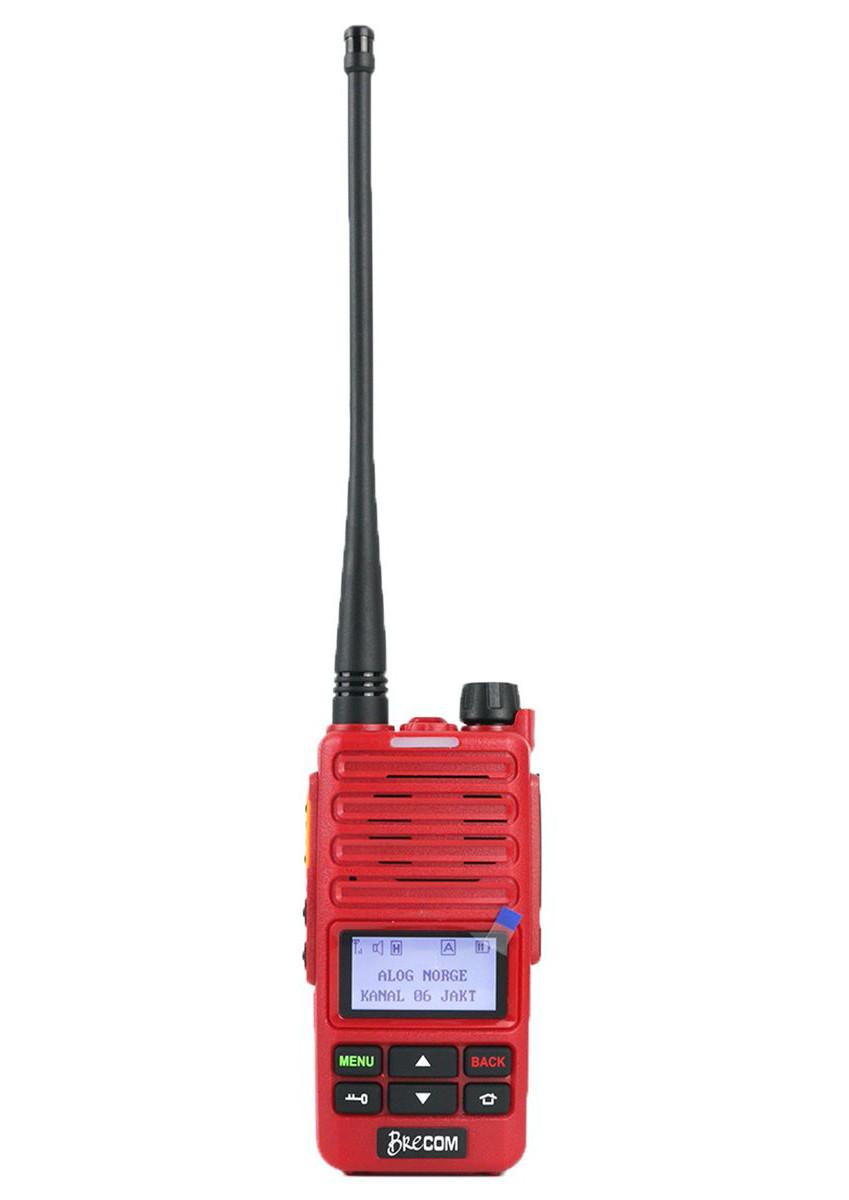 Brecom VR-600 Digital radiopakke DMR analog digital