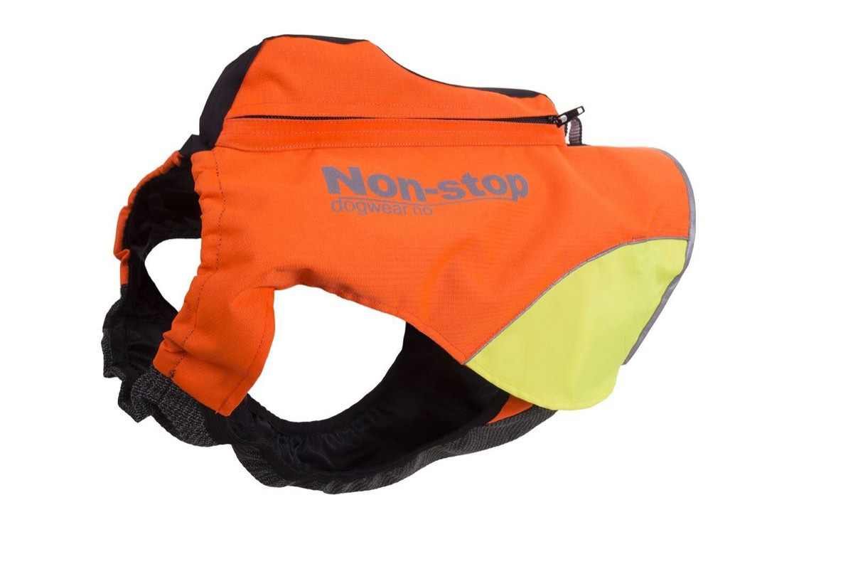 Protector vest, GPS