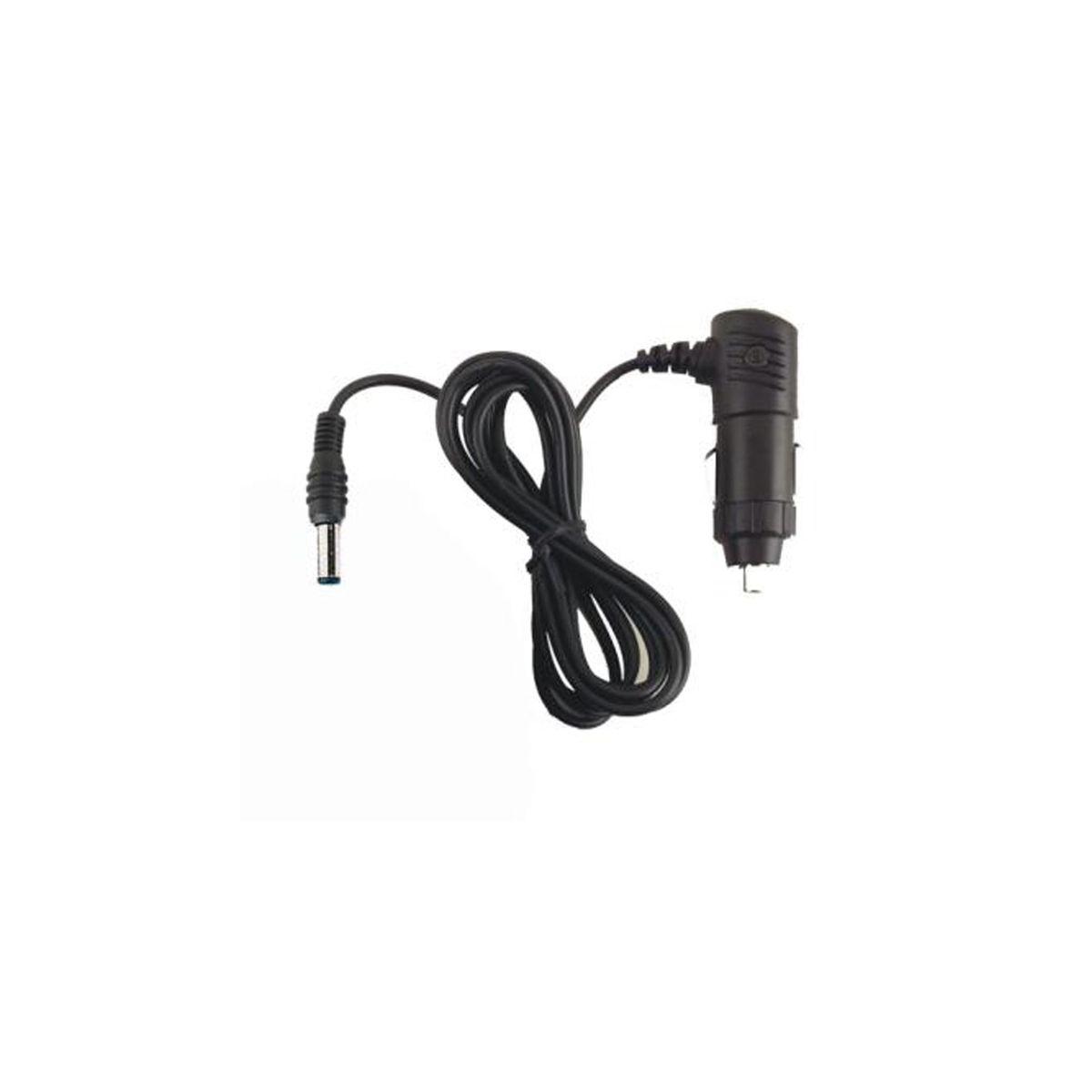Brecom Ladekabel 12V. til bordlader VR500/600/P-400 UHF