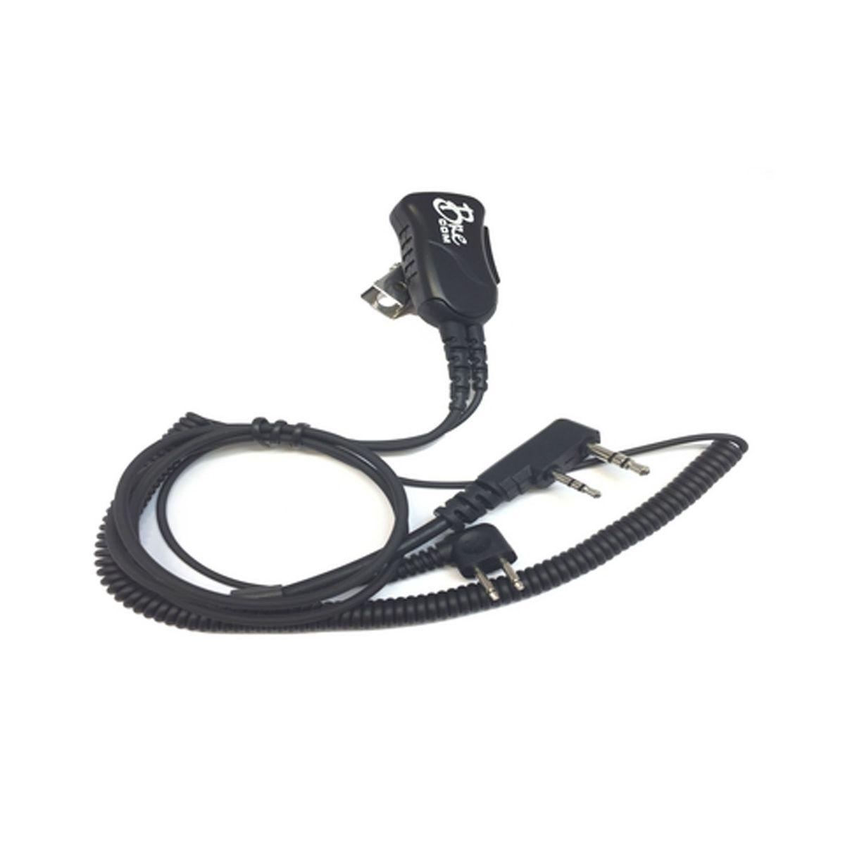 Brecom Miniheadset Peltor VR-500/550/600