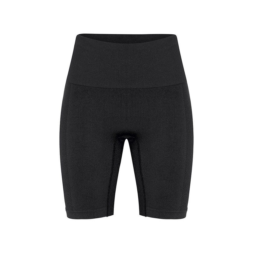 Stay In Place  Seamless Biker Tights