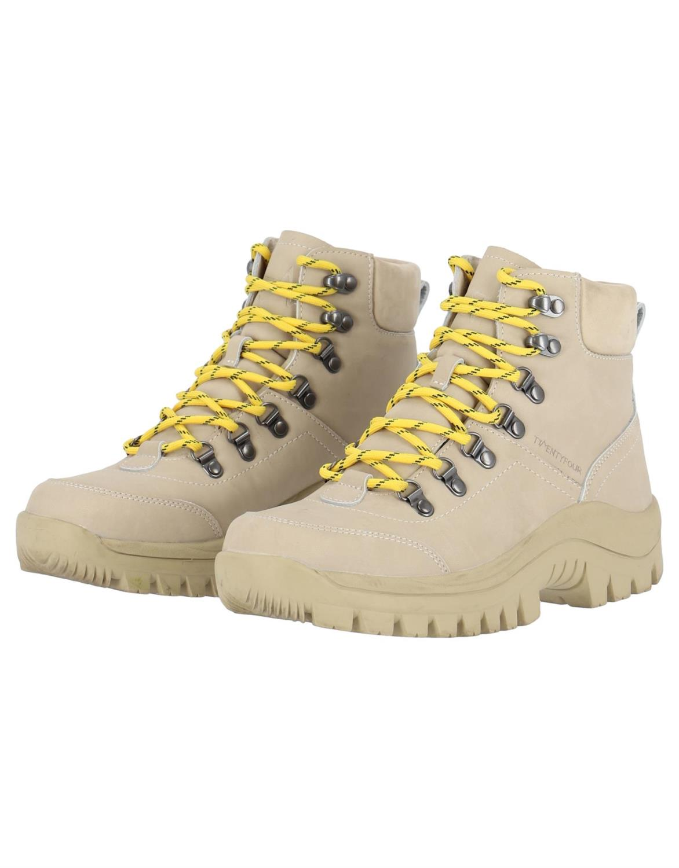 Twentyfour  Mellow Lily Leather Boot Dame