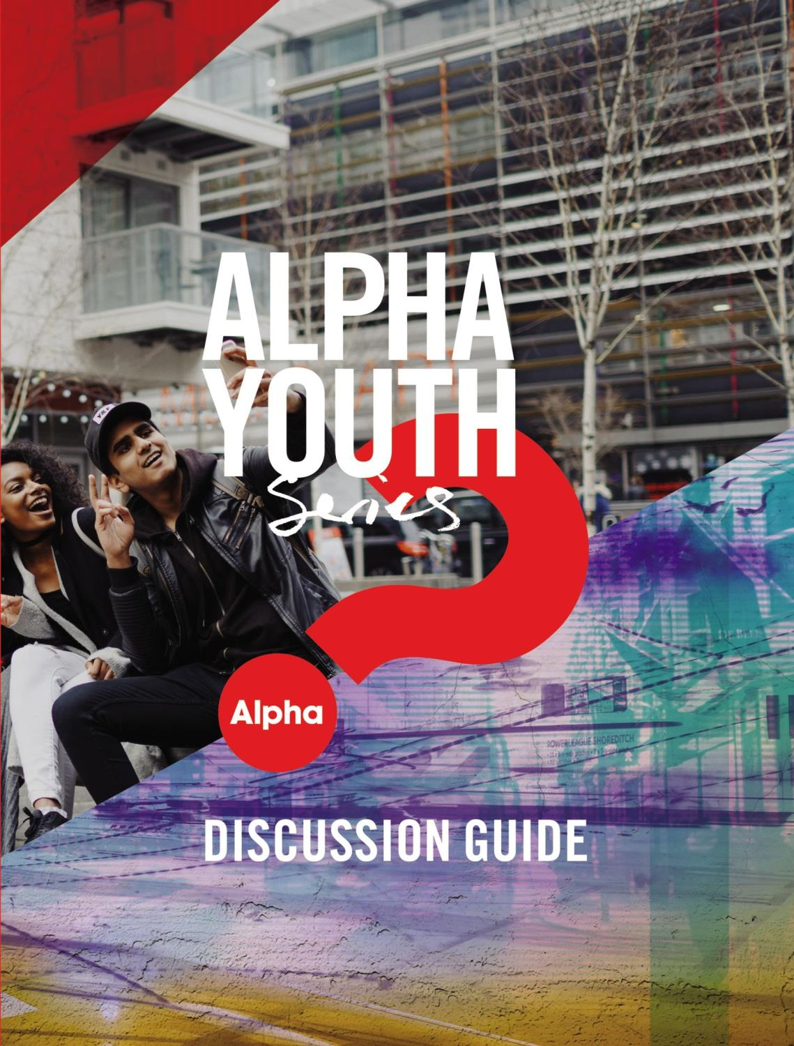Alpha Youth Discussion Guide (Leaders guide, eng)