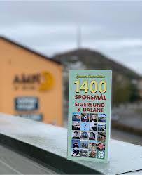 1400 spørsmål om Eigersund & Dalane