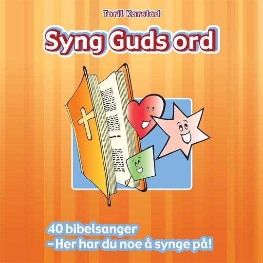 Syng Guds Ord - 2xCD og 80 bibelvers-sanger