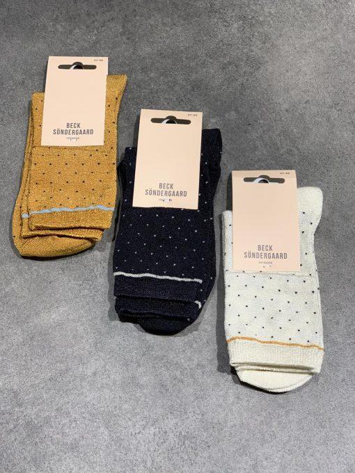 Darsi Shiny Dots Socks, Becksöndergaard