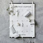 Kalender, 25 days till Christmas