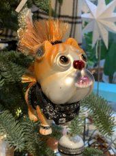 Juletrekule, Punkerhund