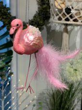 Juletrekule, Flamingo