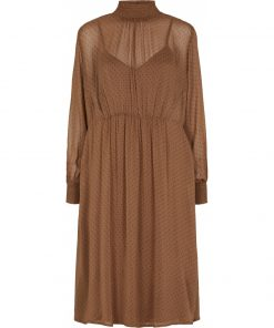 Clara LS Midi Dress, Soft Rebels
