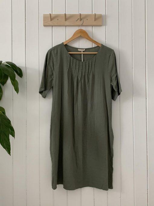 Scilla Linen Dress, Mazing