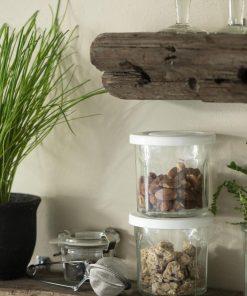 Marmeladeglass med lokk, IB Laursen
