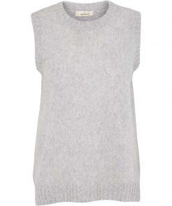 Marnie vest, Light Grey, Basic Apparel