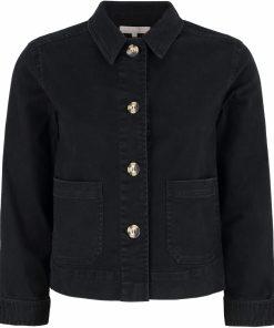 Lauren LS Short Jacket, Black, Soft Rebels