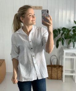 Bobbie Linen shirt, Mazing