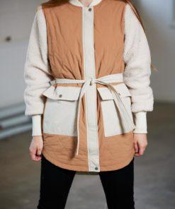 Esme Pile Jacket, Noella