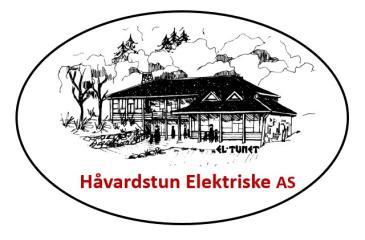 EL-TUNET HÅVARDSTUN ELEKTRISKE AS
