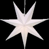 Star Trading Huss Stjerne Hvit 60cm E14 25W excl.