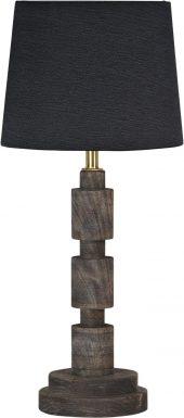 PR William lampefot S Grå 27cm