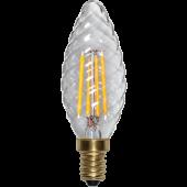 Star LED E14 4W Dimbar 350lm 2100K Soft Glow