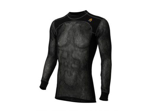 WoolNet Crew Neck shirt, Man