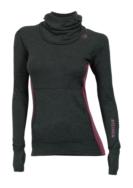 WarmWool Hood Sweater, Woman