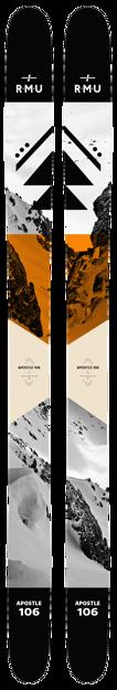 Apostle 106 Wood