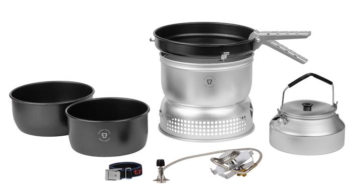 Complete Cooking System 25-6 UL