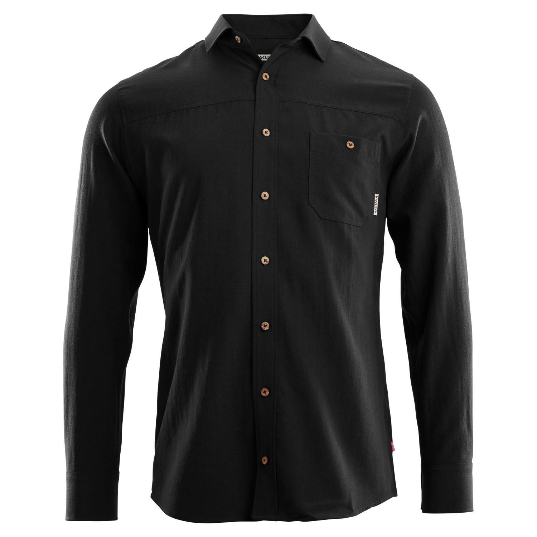 Leisurewool Woven Shirt Man