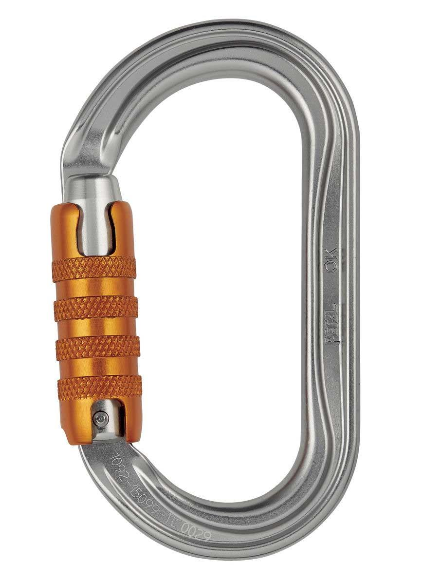 OK Triact Lock Carabiner