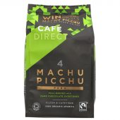 Cafedirect Machu Picchu kaffe 227g malt ØKO/FT