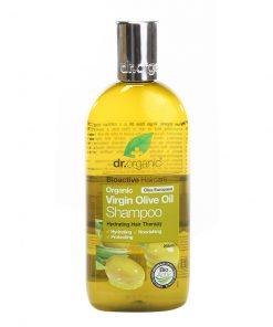Dr. organic kaldpresset olivenolje sjampo 265ml