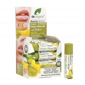 Dr Organic virgin Lip Balm Olive oil 5.7 ml