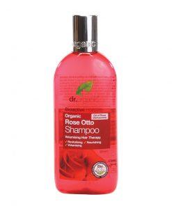 Dr Organic Sjampo Rose 250 ml