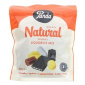 PANDA LAKRIS MIX ALL NATURAL 200 GR