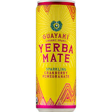 Yerba Mate Cranberry Pomegrante [m/kullsyre] 355ml