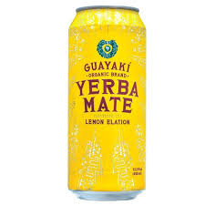 Yerba Mate Lemon Elation [u/kullsyre] 458ml