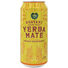 Yerba Mate Orange Exuberance [u/kullsyre] 458 ml