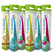 Preserve tannbørste barn 2-8 år