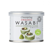 Clearspring Wasabi Pulver 25g