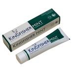 Kingfisher Tannpasta Mint Fluorfri - Mørkegrønn