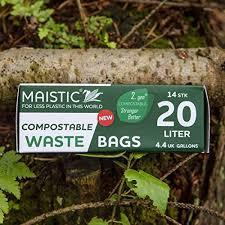 Maistic Avfallsposer 20L. 14 stk.