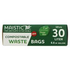 Maistic Avfallsposer. 30L. 10 stk.